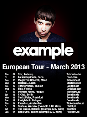 European Tour Poster